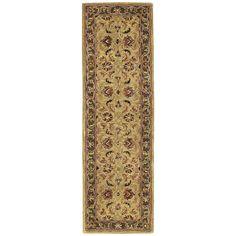 Nourison India House IH17 Gold Rug