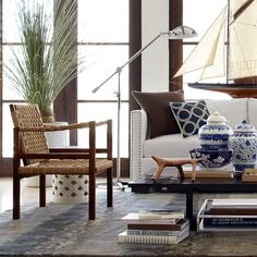 Andros Rope Chair   Williams-Sonoma