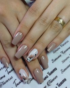 90 Powerful Early Spring Nail Art Designs for This Season 2019 90 Powerful Early Spring Nail Designs for This Season 2019 - # # 2019 Nude Nails, Nail Manicure, My Nails, Pedicure, Acrylic Nails, Hair And Nails, Perfect Nails, Gorgeous Nails, Pretty Nails