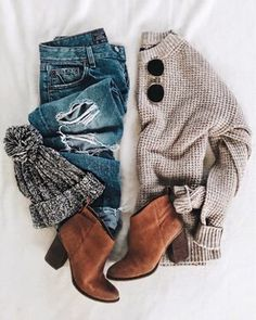 Best Casual Fall Outfits Part 9 Cute Fall Outfits, Fall Winter Outfits, Autumn Winter Fashion, Trendy Outfits, Summer Winter, Summer Outfits, Shop This Look Outfits, Fall Fashion, Party Outfits