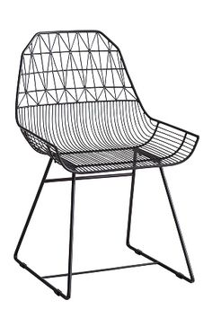 for These would look amazing with Restoration Hardware-Style table. Ellos Home Bargo-puutarhatuolit, Outdoor Chairs, Dining Chairs, Outdoor Decor, Home Furniture, Outdoor Furniture, Bath Storage, Garden Chairs, Metal Chairs, Decorating On A Budget