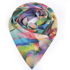 Color Pop Scarf