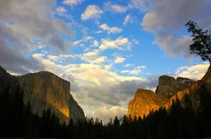 Yosemite National Park | Basically Yosemite National Park is one of the first wilderness parks ...