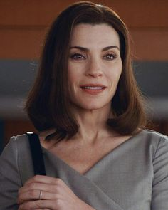 Find Out Why The Good Wife's Alicia Florrick Dressed In Neutrals in Season 5, Episode 8 From Costume Designer, Daniel Lawson - Season 5, Episode 14: Max Mara Dress  - from InStyle.com