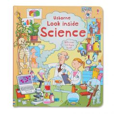 This interactive book introduces children to science in a fun, engaging way. Hardcover, 14 pages. How Plants Grow, Targeted Advertising, Science Topics, Data Processing, Marketing Communications, Earth From Space, Child Love, Astronomy, Childrens Books