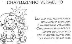 História Chapeuzinho Vermelho - VilaClub
