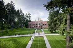 University of Puget Sound in Tacoma, Washington