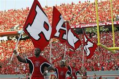 NC State #Wolfpack #Football