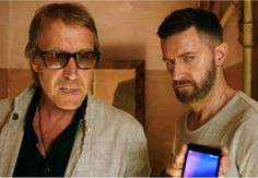 Rhys Ifans & Richard Armitage, Berlin Station (seasons 1 & 2)