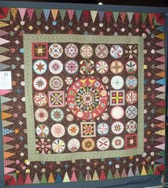 Dorothy's threads of life: A Trip to the Quilt Show