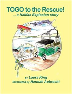 This is a story of TOGO, a grocery delivery horse and his owner (Uncle Arthur) in Halifax, Nova Scotia on December 6, 1917. Their world is turned upside-down at precisely 9:04:35 AM on that fateful day by a cataclysmic event – the Halifax Explosion. In an instant, their world is turned upside-down, but they quickly spring into action to save a young boy trapped in the rubble. Halifax Explosion, Spring Into Action, Cape Breton, Fiction Writing, Nova Scotia, Nonfiction, Authors, December