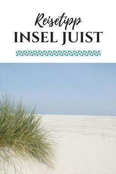 Die Insel Juist in ein tolles Reiseziel für Familien. #Reisen #Urlaub #Nordsee