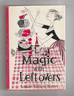 1950s Magic with Leftovers vintage cookbook by AnemoneReadsVintage, $9.95