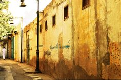 Al-Balad - Old Jeddah Kingdom of Saudi Arabia © 2013 Carlos Alberto Fleitas