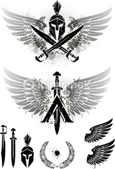 alpha and omega symbols - Google Search #NeatTattoosIWouldHave