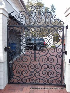 As promised I am reviving this blog with a post about one of my favourite design themes: wrought iron. This is the second post about wroug...