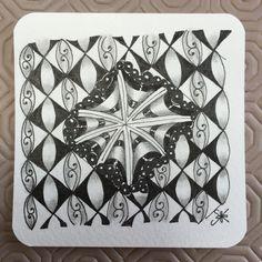 https://flic.kr/p/wxacQN   Square One: Purely Zentangle FB page - Eye-Wa