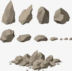 Find Rock Elements stock images in HD and millions of other royalty-free stock photos, illustrations and vectors in the Shutterstock collection. Digital Painting Tutorials, Digital Art Tutorial, Art Tutorials, Realistic Drawings, Art Drawings, Concept Art Tutorial, Hand Painted Textures, Environmental Art, Drawing Techniques