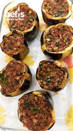 Leckere und sehr leicht Blumenkohl (Bostan Aubergine) - Leckere Rezepte, You are in the right place about cauliflower videos Here we offer you the most Lebanese Recipes, Turkish Recipes, Best Appetizer Recipes, Kebab Recipes, Dinner Recipes, Actifry Recipes, Clean And Delicious, Dieta Low, Eggplant Recipes