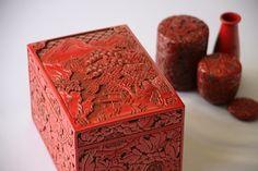 Traditional Japanese Craft Art Murakami-tsuishu