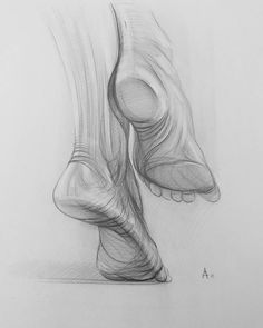 Drawing The Human Figure - Tips For Beginners - Drawing On Demand Anatomy Sketches, Anatomy Drawing, Anatomy Art, Art Drawings Sketches, Pencil Drawings, Hand Pencil Drawing, Human Figure Drawing, Figure Sketching, Figure Drawing Reference