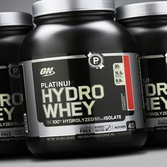 The true strength of hydrolyzed whey protein isolates. Platinum Hydro whey is the most advanced whey protein weâ& ever developed. In a word: Excellence. Visit our online store. Best Supplements For Men, Best Bodybuilding Supplements, Supplements Online, High Protein Drinks, Magnesium Foods, Fish Oil Benefits, Post Workout Nutrition