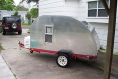 Home Made Tear Drop Camper...Pic Heavy - South Texas Reptiles Forum