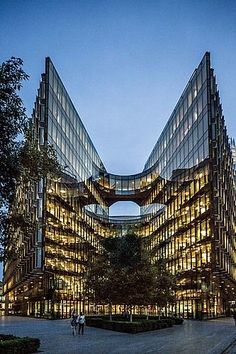 Pricewaterhousecoopers, London / Norman Foster, Foster + Partners, Edmon Leong Photography