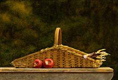 September Picnic, September, Art, Art Background, Picnics, Kunst, Picnic Foods, Art Education