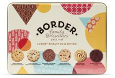 Our Biscuits - Border Biscuits