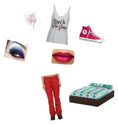 """""""Untitled #23"""" by zoylive on Polyvore featuring South Shore, DC Shoes, Topshop and Converse"""