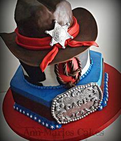 Cash's Cowboy Cake