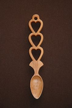 lovespoon 64 [spoon 64] - £19.95 : Welsh love spoons The Lovespoon Gallery