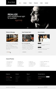 Website Template #35757