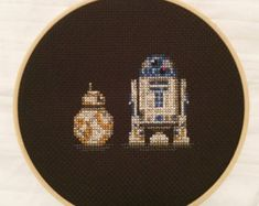 Ecto-1 Ghostbusters Cross Stitch Pattern Instant by StitchBucket