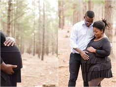 cape town maternity photography tokai forest mommy to be and belly