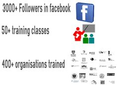 We have engaged more than 3000 followers in facebook and we engage with our trainees also before as well as after the training with followup activities. Training Classes, Followers, Wellness, Activities, Facebook, Learning, Organization, Studying, Fans