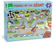 Puzzle de sol GEANT Circuit RACE