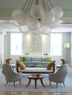 West Village Living Room. Photo: Eric Laignel