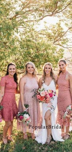 Affordable Bridesmaid Dresses, Long Bridesmaid Dresses, Wedding Dresses, How To Make Shoes, Dress Backs, Lace Shorts, Shoulder Dress, Tulle, Sleeves