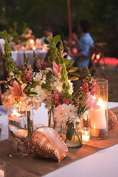 wedding decor ideas for beach photo 11