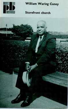 """Harlem Renaissance poet William Waring Cuney (born May 6, 1906) is best known for his poem No Image: """"She does not know her beauty, she thinks her brown body has no glory. If she could dance naked under palm trees and see her image in the river, she would know. But there are no palm trees on the street, and dish water gives back no images."""" #TodayInBlackHistory"""
