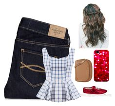 """""""modern-day Dorothy"""" by a-hidden-secret ❤ liked on Polyvore featuring Casetify, MICHAEL Michael Kors, Abercrombie & Fitch and modern"""