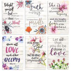 Bible Verse Art, Bible Verses Quotes, Bible Scriptures, Scripture Crafts, Prayer Quotes, 6 Pack, Bible Encouragement, Favorite Bible Verses, Daily Prayer