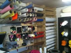1000 Images About Best Craft Space Organization On