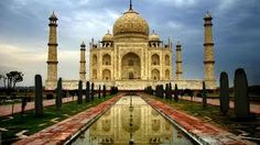 Taj-Mahal