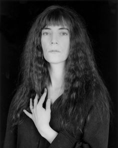 Patti Smith (edition of 10 + 2AP; this is 9/10)