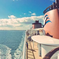 We're kicking off 10 Days of Disney with @DisneyCruise! We'll be live posting from the Disney Dream ship all week long. Follow the adventures with #ExpediaAtDisney.  Add us on Snapchat at expedia.com.  by expedia
