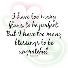 Thankful for Blessings {Words for my Wednesday} at www.2justByou.com  #quote