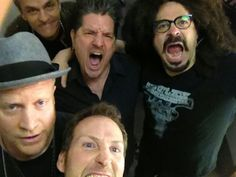 Counting Crows Counting Crows, Cool Bands, Raven, Bring It On, Singer, Guys, Classic, Musicians, Spirit